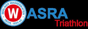 Logo WASRA Triathlon